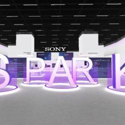 L'envers du décor par Sony : Spark 2021, événement virtuel VR pour entreprises et établissements d'enseignement © DR