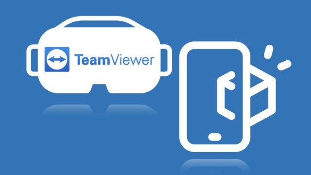 Mitsubishi et TeamViewer mettent en place un support d'assistance client basé sur la Réalité Augmentée © DR