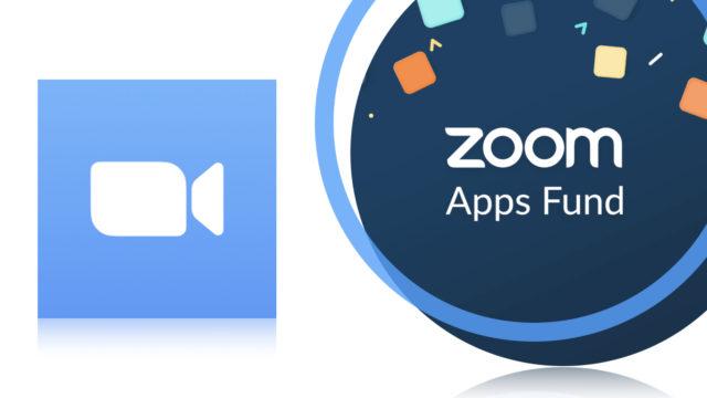 Zoom Apps Fund : 100 millions $ dédié au développement des applications Zoom © DR
