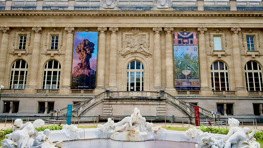Le projet Grand Palais immersif © DR