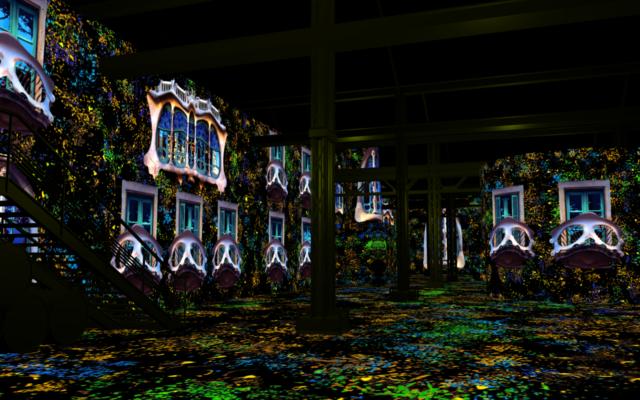 Simulation Gaudi © Cutback