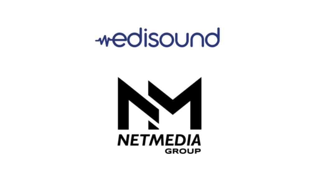 Edisound signe un partenariat exclusif avec NetMedia Group © DR
