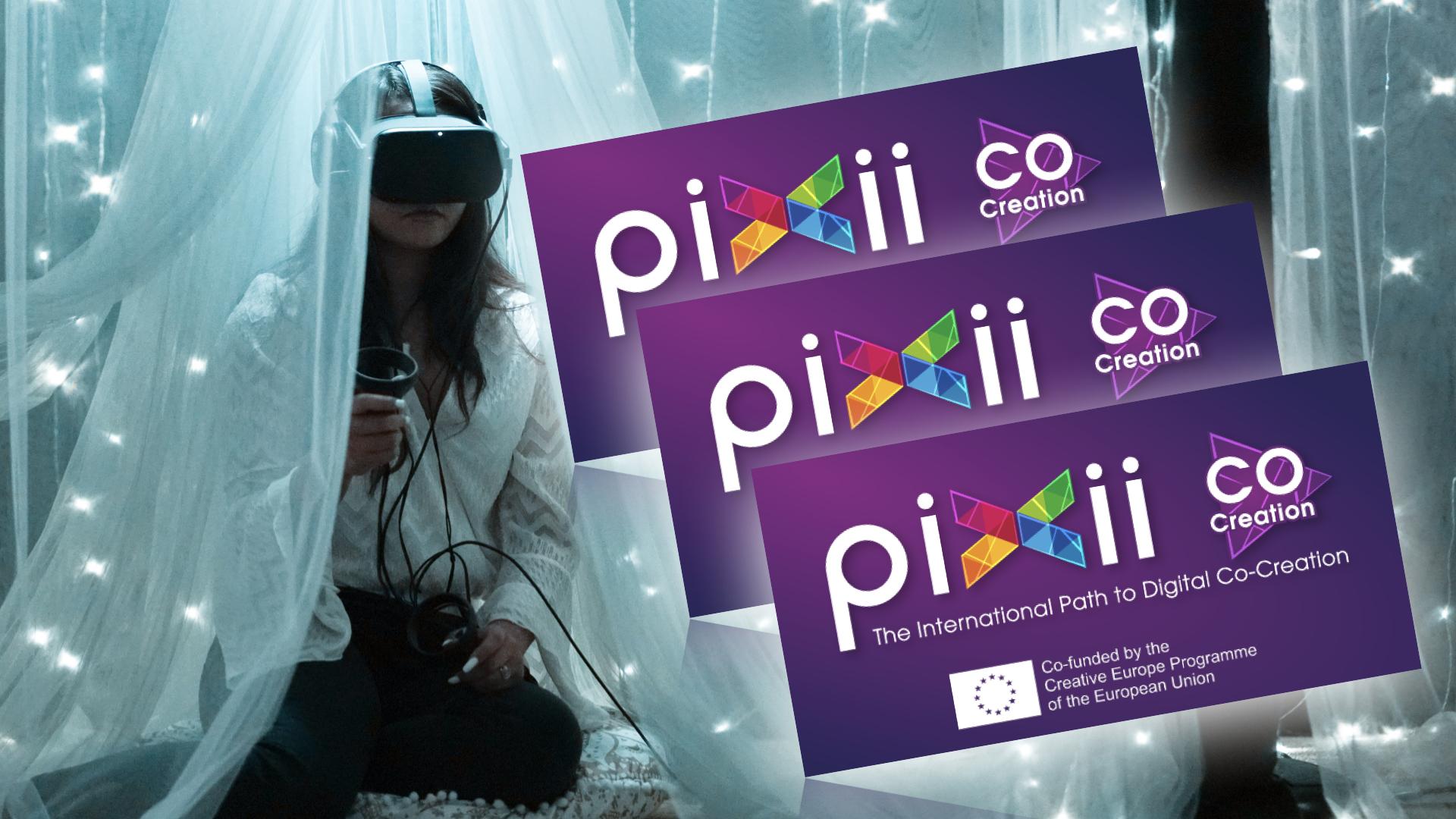 Dernière ligne droite pour candidater à PiXii Co-Création