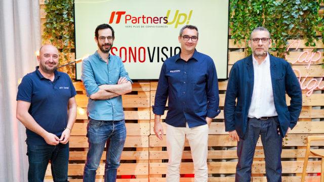 IT Partners - Comment créer un studio de création dans sa salle de réunion ? - Partie 1