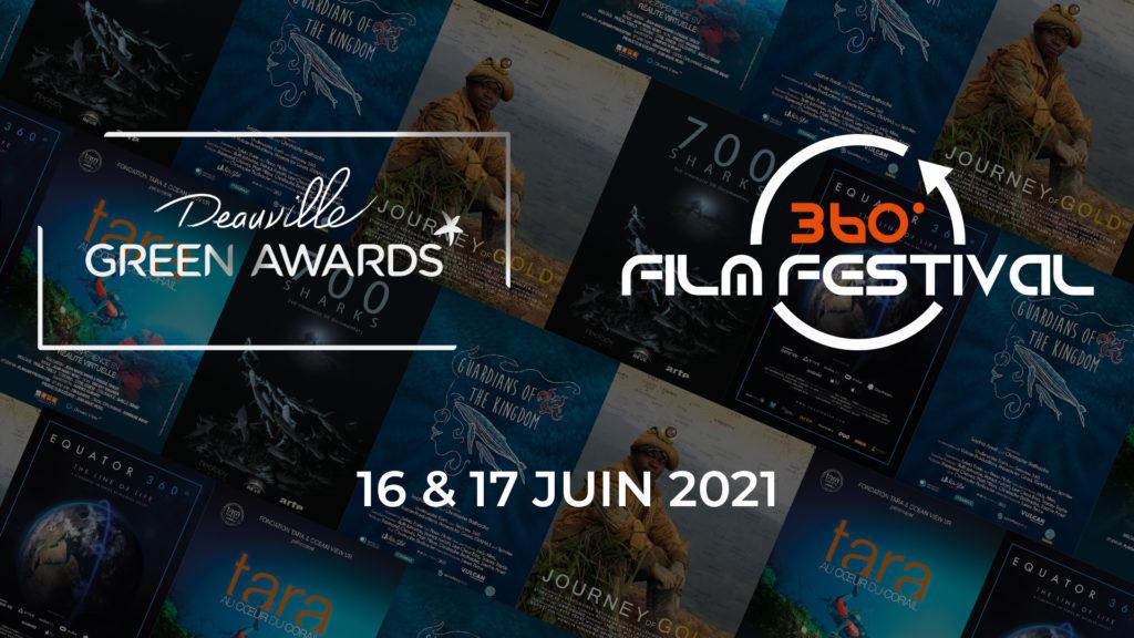 Le 360 Film Festival, partenaire des Deauville Green Awards pour une édition augmentée et écolo © DR
