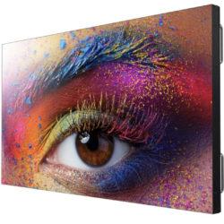 Des murs vidéo performants et accessibles avec le nouvel écran LCD Christie Ultra © DR