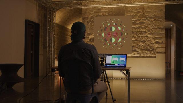 L'appel à projets mappings de Digital Essence soutient la création © DR