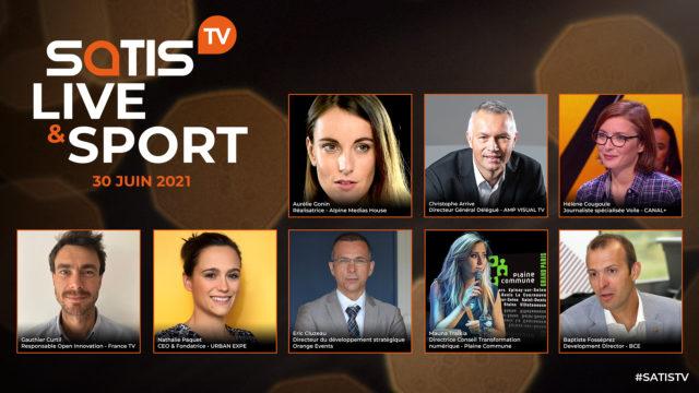 La SATIS TV – Live & Sport… c'est bientôt ! © DR