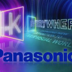 ISE 2021 4K everywhere avec Panasonic © DR