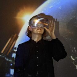 Orsted Space Safari de Niels Rahr et Peter Fisher, produit par Khora, sélectionné au PiXii © DR