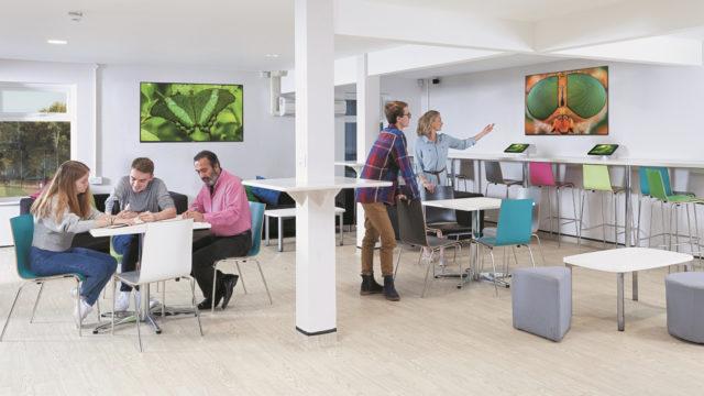 PPDS s'associe à i3 Technologies pour améliorer l'expérience utilisateur des écrans Philips interactifs dédiés à l'éducation © DR