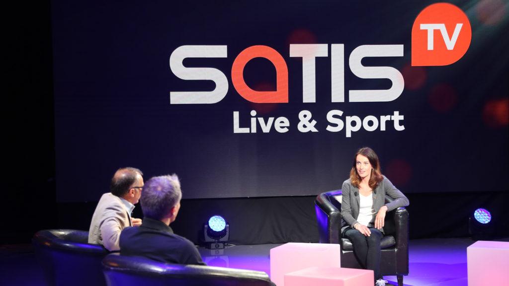 Cap sur les dernières innovations de captations immersives proposées par la Satis TV Live et Sport © Nathalie Klimberg