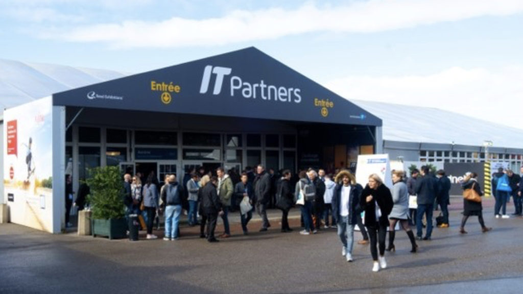 IT Partners 2021 : l'édition revient et fêtera ses 15 ans ! © DR