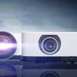 Deux nouveaux projecteurs de la série ME chez Sharp/NEC © DR