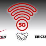 5G : Ericsson et Verizon signent un accord pluriannuel de 8,3 milliards de dollars © DR