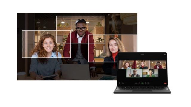 Zoom accélère la collaboration à distance et le travail hybride avec des nouveautés pour ses Zoom Rooms © DR