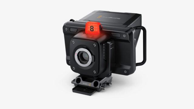 Le live dans tous ses états avec les Blackmagic Studio Cameras ! © DR