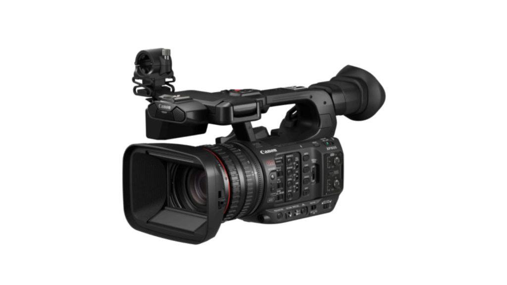 Canon dévoile deux nouvelles solutions image pour répondre à la demande de flux 4K et 8K © DR