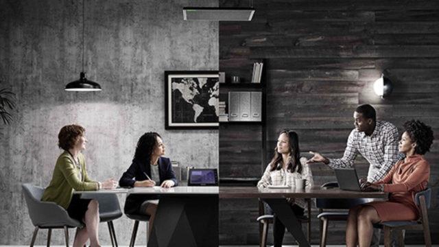 Shure obtient la certification Microsoft Teams pour son DSP logiciel Intellimix Room intégré aux solutions Crestron Flex © DR