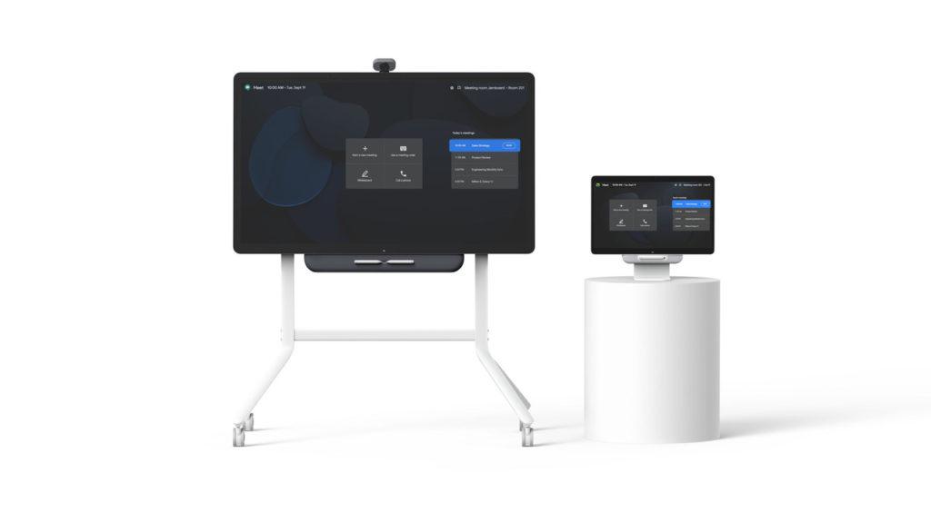 Avocor intègre les fonctionnalités Google Workspace dans ses solutions de vidéoconférence © DR