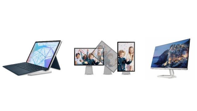 HP présente ses nouveautés Chrome OS adaptés à l'hybride © DR